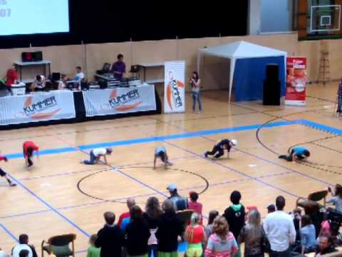Breakdance ÖM 2013 Kids Solo 3