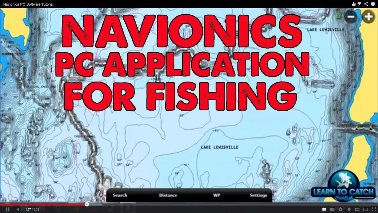 Navionics Pc App
