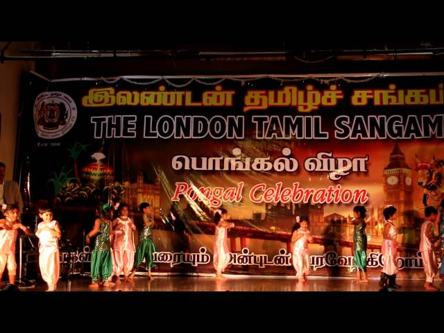 LTS -Pongal Festival 2014 - Some thing Some thing Fusion Dance