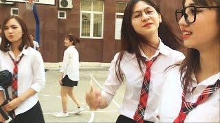 Nhật Ký Đi Quay | Troll con gái SVM TV vui vãi nhái - Lớp Học Bá Đạo