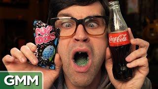 Pop Rocks and Soda Experiment