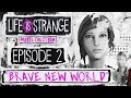 Life Is Strange Before The Storm Let s Play Episode 2 Brave New World FULL EPISODE