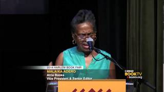 Book TV at the 2014 Harlem Book Fair: Malaika Adero,