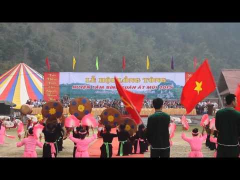 Lễ Hội Lồng Tông - Lâm Bình - Tuyên Quang - 2015