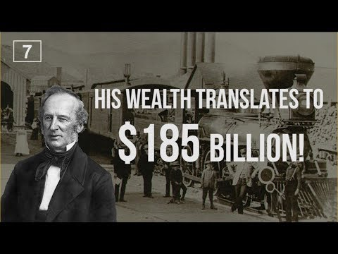 10 of the Wealthiest People (Dead or Alive) - MOTHERLOADED
