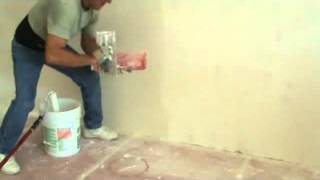Another Way To Apply A Skim Coat To A Wall