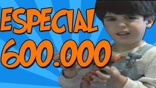 EL PEQUEÑO ALEXBY Especial 600.000 Suscriptores