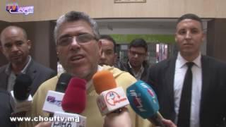 الرميد لشوف تيفي:العثماني و بنكيران ينتمون لمدرسة واحدة و لا يمكن أن يكون حزب الاتحاد الاشتراكي خط أحمر عندي شخصيا |