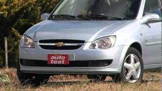 Chevrolet Classic - Test - Matías Antico