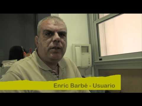 Enric Barbé, usuàri d'Arep