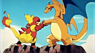 Pokémon: Charizard vs Magmar [AMV]