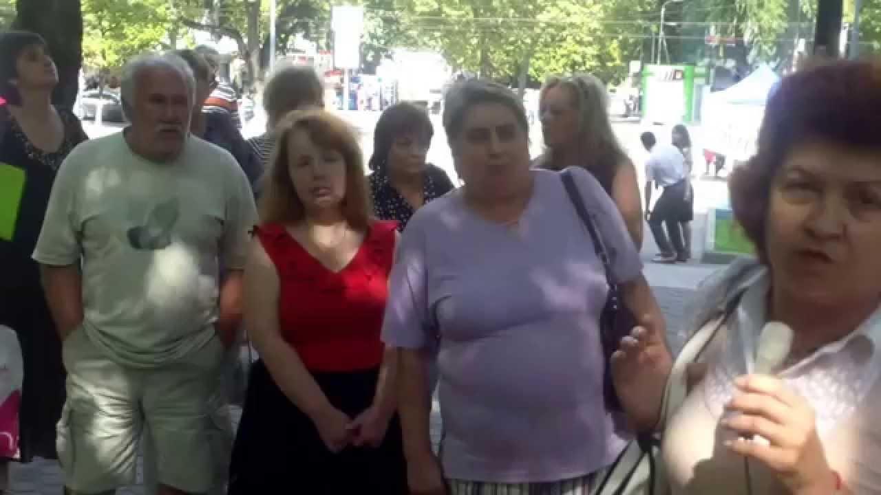 """Nu vor să le fie casa făcută """"sarcofag"""", luni ies la protest"""