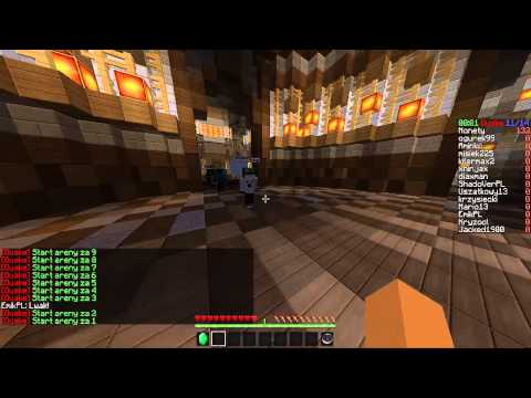 Minecraft:Mini-Gry:QUAKE #1