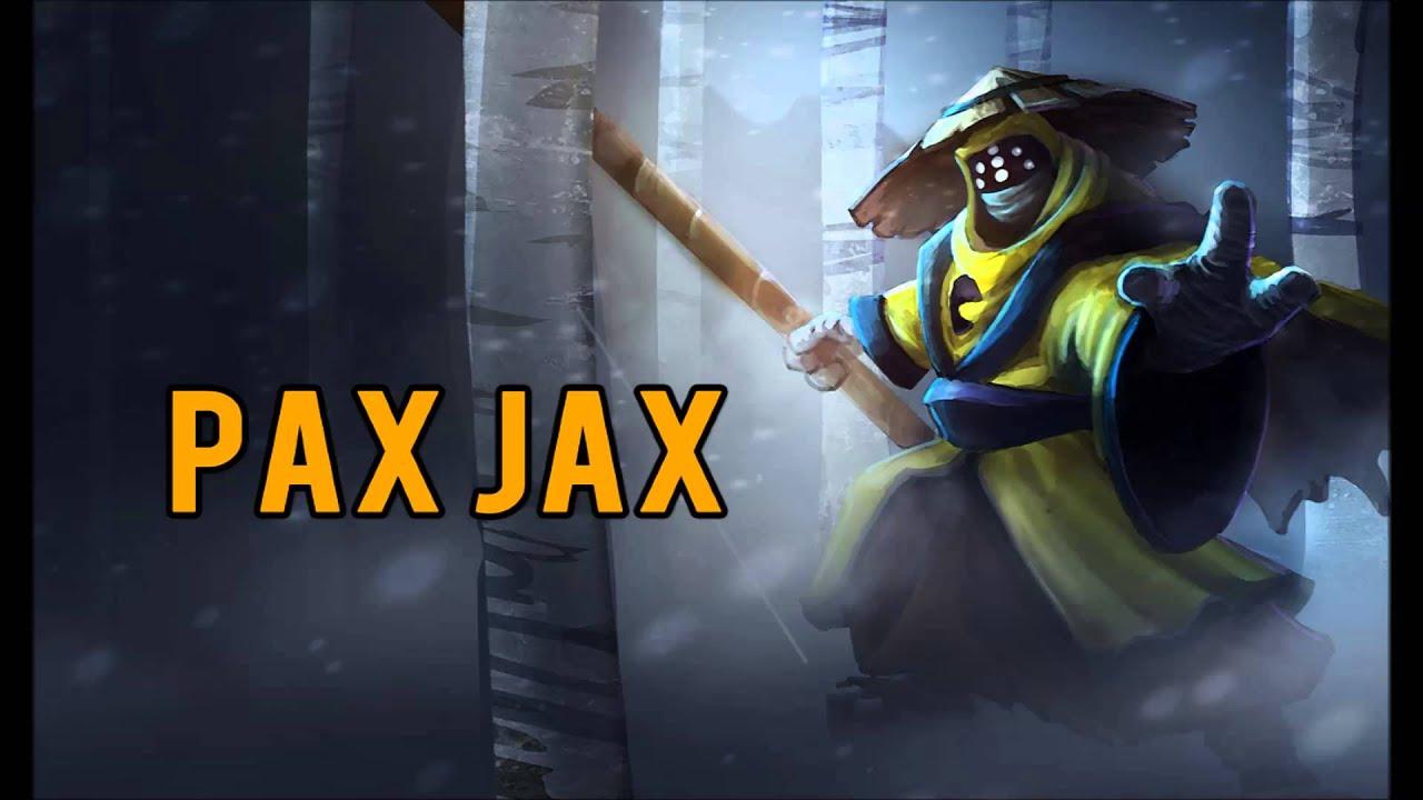 how to get vandal jax