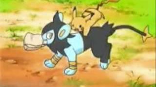 Pokemon Diamond & Pearl : Episode 577 : A Stray Child