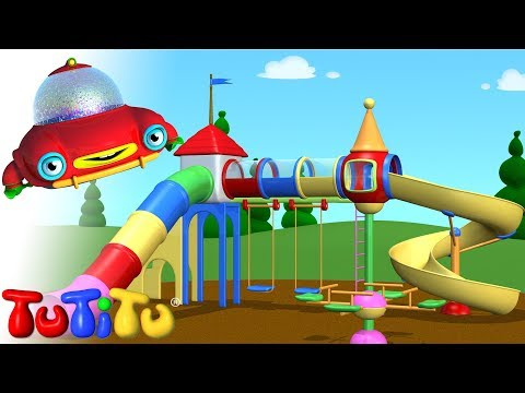TuTiTu Toys   Playground