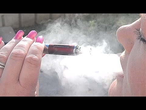 NIDA TV Spotlight on Electronic Cigarettes