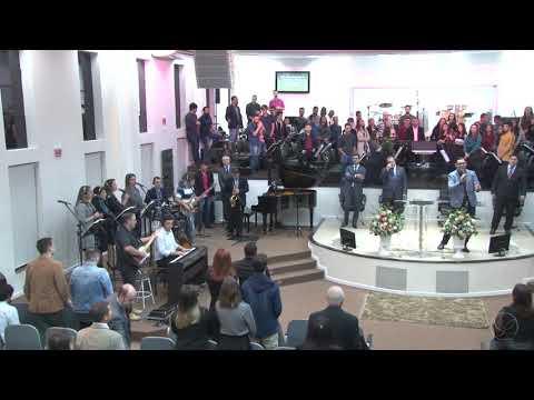 Ministério de Louvor Kadosh - Casa do Oleiro - 12 05 2019