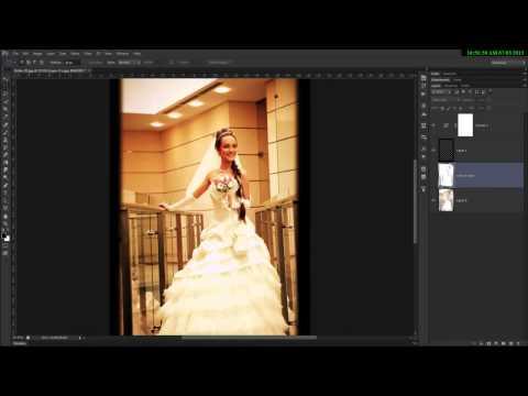 Photoshop   Creative Photo Effects   08   Wet Luma Effect