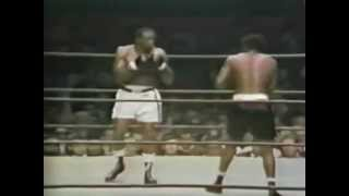 Sonny Liston Vs Henry Clark (July 6, 1968)XIII-