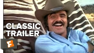 Smokey and the Bandit Official Trailer #1 - Burt Reynolds Movie (1977) HD