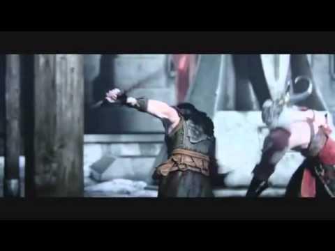 Обработанное видео к Dragon Age II