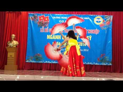 Múa Nét Việt - Trung cấp Y Dược