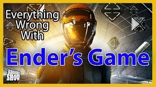 Everything Wrong With Ender's Game In 4 Minutes Or Less
