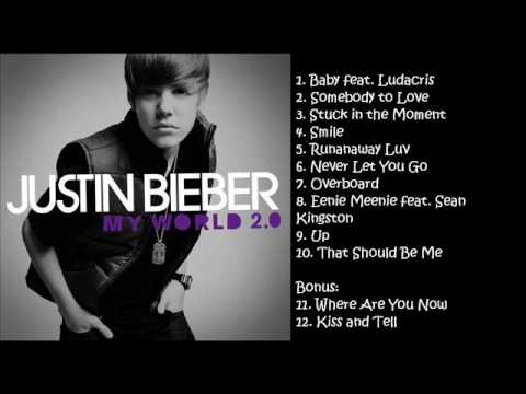 justin bieber my world album. Justin Bieber - My World 2.0