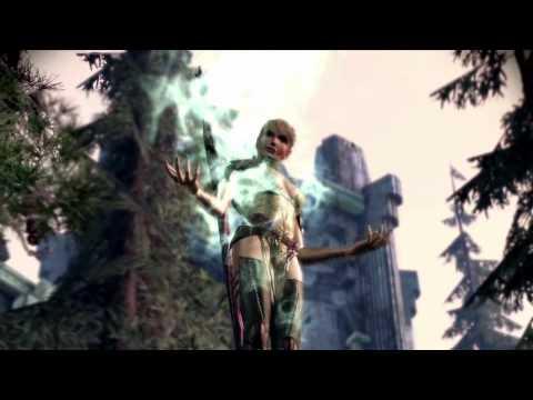 Dragon Age: Origins - Awakening: Новый персонаж - Веланна/Velanna