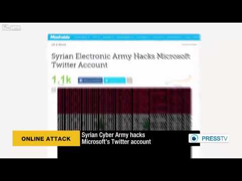 Reports: Syrian Cyber Army hacks Microsoft's Twitter account