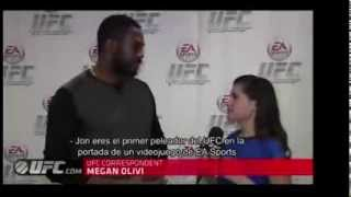 EA SPORTS UFC: Entrevista con Jon Jones