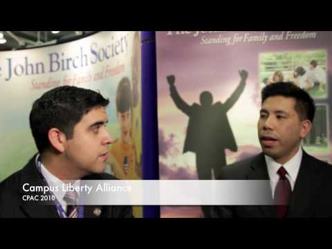Campus Liberty Alliance and Student Activism (CPAC 2010)