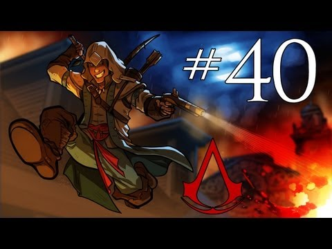 Assassin's Creed 3 Gameplay / Walkthrough w/ SSoHPKC Part 40 - Gotta Kill Haytham