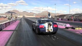 WORLDS FASTEST GT 500 SUPERCHARGED SHELBY