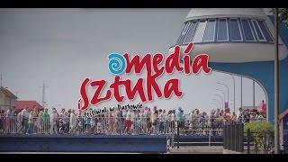 Media i Sztuka - Festiwal w Darłowie 2015   Darłowo 9-12 lipca 2015   #lubiędarłowo