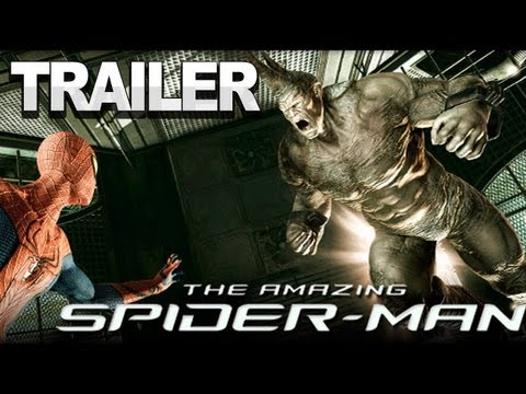 The Amazing Spider-Man - Rhino Reveal Trailer