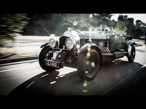 1930 Bentley GJ 400 - Jay Leno's Garage