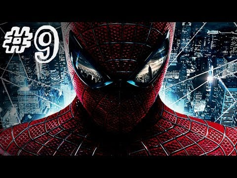 The Amazing Spider-Man - Gameplay Walkthrough - Part 9 - THRILL OF THE HUNT (Video Game)