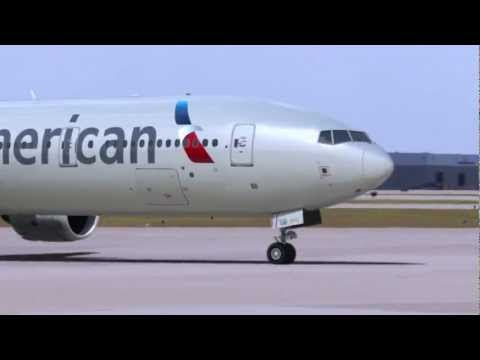 Behind the Scenes - Creating American Airlines New Look, Logo and Livery