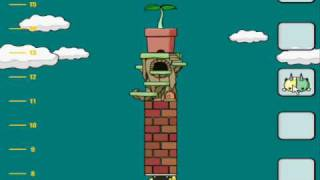 Grow Tower Walkthrough - game by Eyemaze.com