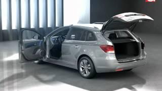 Chevrolet Cruze Station Wagon 2013
