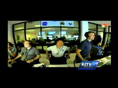 Mission accomplished for NASA's flying saucer test on Kauai