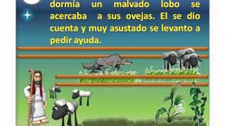 Fabula El Pastor Mentiroso