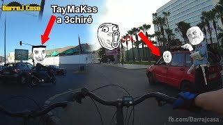 يوميات دراج كازا | جولة في الدارالبيضاء بدراجة.. هذا هو القانون لي مازال ما تطبق ! |