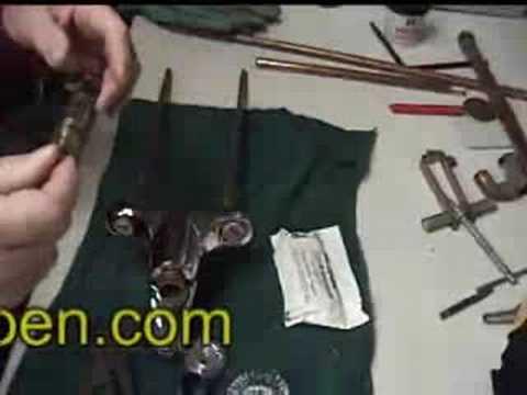 moen faucet repair youtube