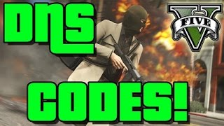 Gta 5 Online Insane Dns Codes Unlimited Money/Rp And Snow