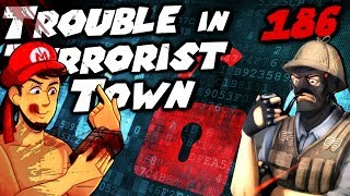 The Traitor Password is Butts (Trouble in Terrorist Town - Part 186)