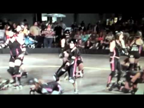 Roller Derby Queen/Faster Faster Kill Kill Kill - The Mother Truckers featuring The Hotrod Honeys
