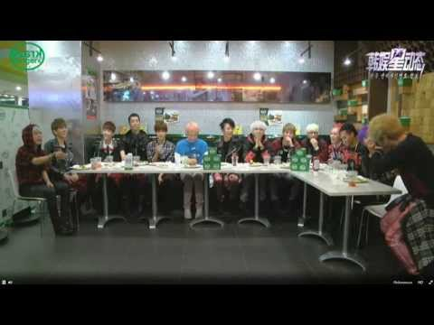 [NOT FULL] 131031 Topp Dogg @ Shanghai TV [1/2]